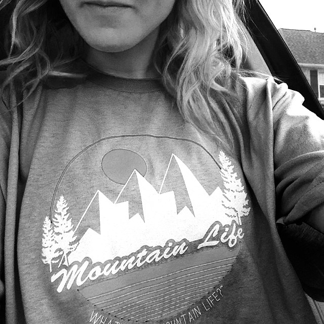 New design #repping #mountainlifeco show us your #mountainlife and you could win some new #apparel from the #mountainlifeco #climbing #hiking #bouldering #rockclimbing #mountainbiking #cycling #balay #skiing #shredding some #pow #snowboarding #BMX...