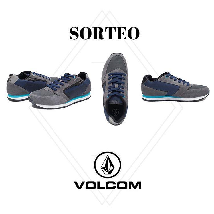 Sorteamos un par de las nuevas #NinetyOne #volcomfootwear!  1)Seguí la cuenta @volcomargentina  2)Dale Me gusta a la foto  3)Nombra a un amigo en los comentarios.  4)El viernes a las 17 hs nombramos el ganador. ✊