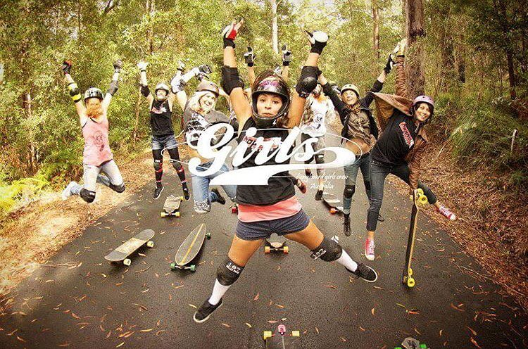 LGC Australia just launched their Instagram account @longboardgirlscrewaustralia ! Go follow them for local updates & rad Aussie riders