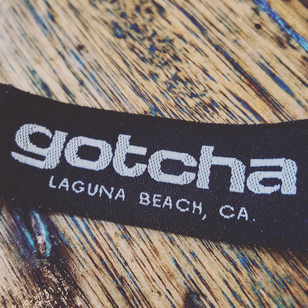 Gotcha - Since 1978  #iconsneverdie