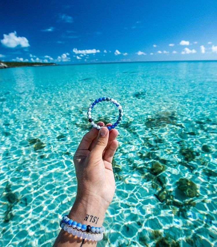 Do you know who's behind the Lokai lens? Check back in later today to be taken into a world unknown #sharkweek