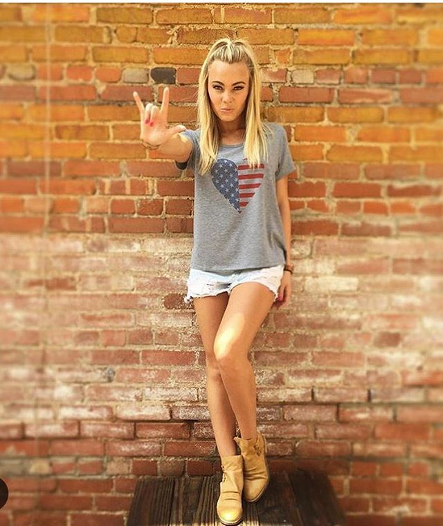 Who else is ready for the Fourth of July?! We will definitely be wearing the Texas Tee during the weekend festivities!