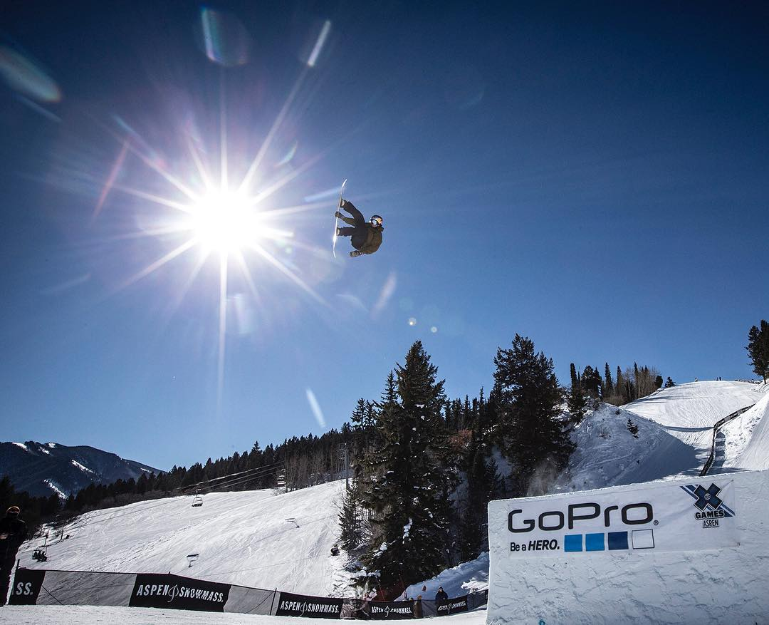 @MarkMcMorris • 22 years old • Six-time ❌ Games gold medalist • #ESPYS Best Male Action Sports Athlete nominee (