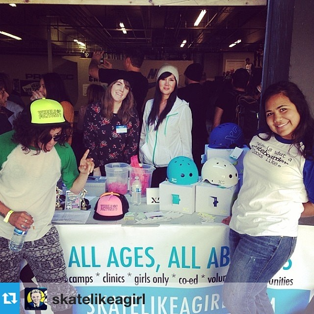Get down to the WOF5! Repost from @skatelikeagirl #xshelmets #prize #skate #girlshelmet