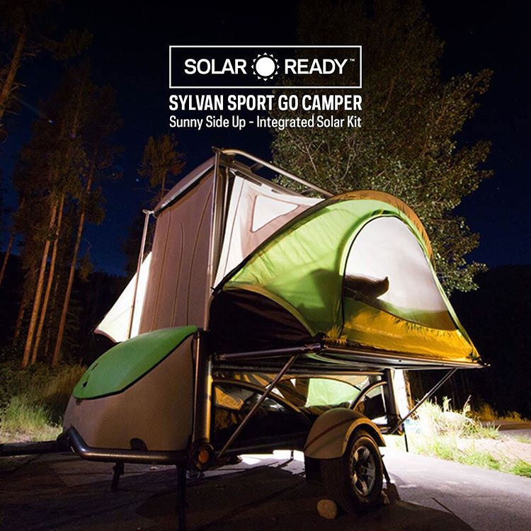 We're proud to have partnered on this SolarReady™ collaboration with @_sylvansport. Check out their GO Camping Trailer and the Solar Kit that has been designed to fully integrate into it. To check out the solar kit and our other SolarReady...