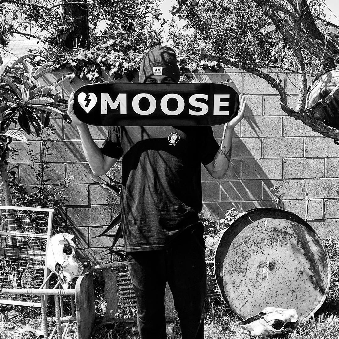 We couldn't have teamed up with a better dude. @moose805 has been killing it on and off the board for years! Check out his welcome part along with the rest of the squad in our new promo video. Link in bio #mystery4life