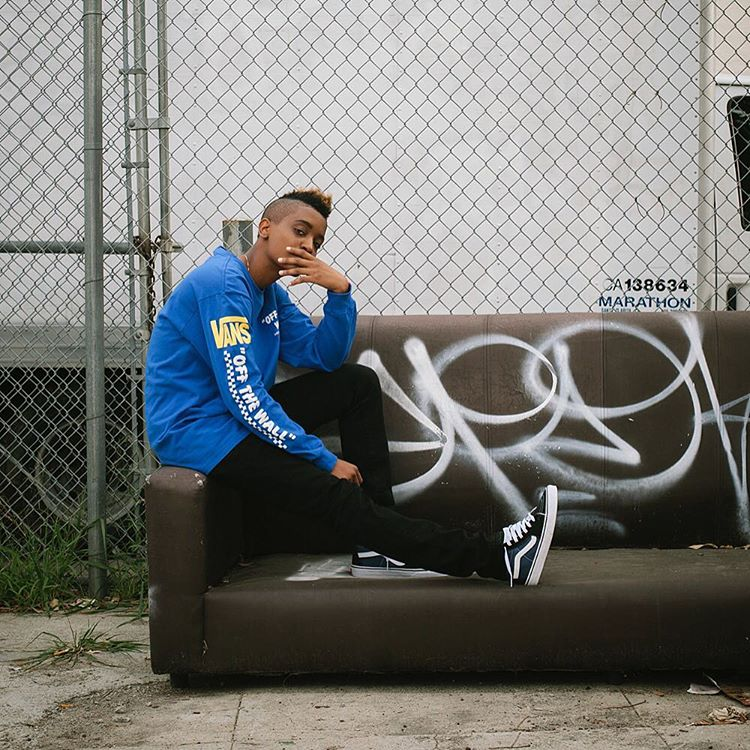 Syd tha Kyd (Odd Future/The Internet): productora, DJ y embajadora @vans - The Original #Sk8Hi