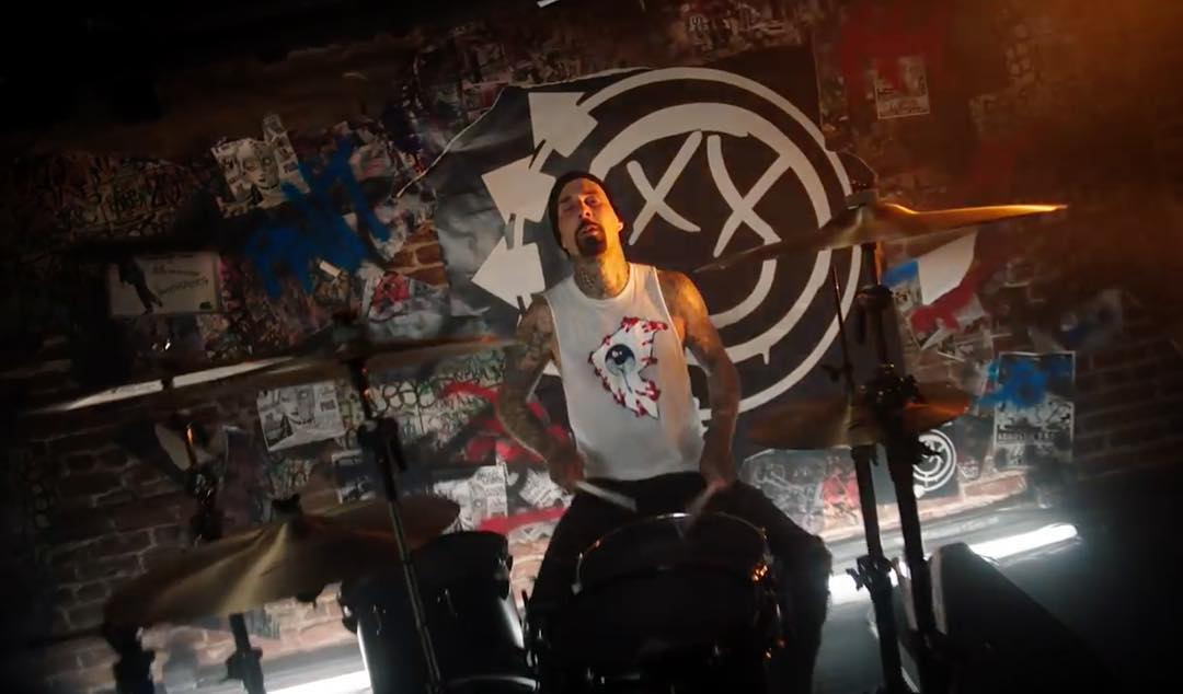"#XGames performers @blink182 just dropped the video for their new hit ""Bored To Death!"" Check it out on blink182.com."