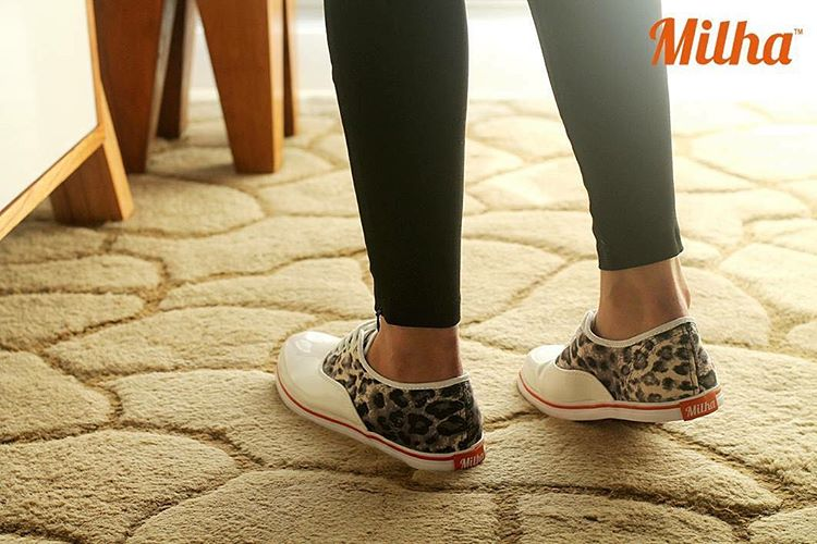 Look zapatilla de Invierno con Animal Print! Imperdibles... Ahora podes tenerlas en tu tienda! www.milha.com.ar