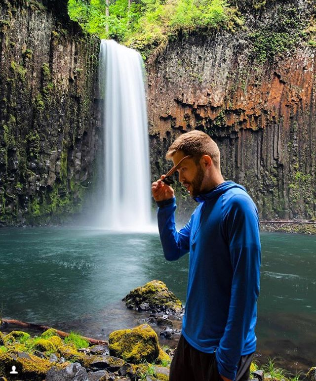 Are you traveling this summer? If so, tell us where you're going! Check out @michael_goesoutside in Abiqua Falls, Oregon.  PC