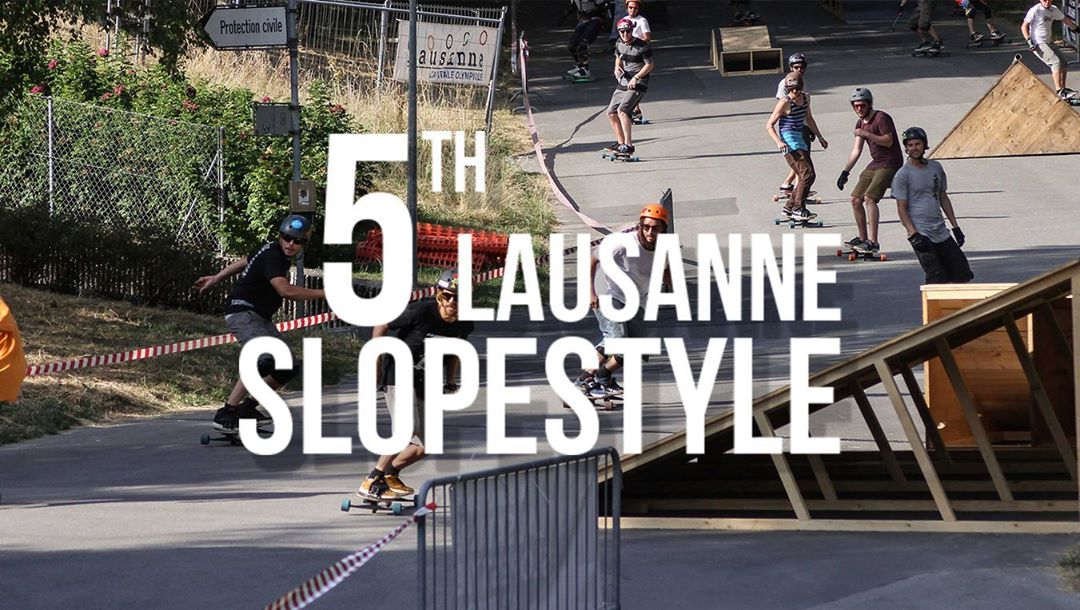 Less than 24 hours to go for the Lausanne Slopestyle | 5th edition put together by the @Lau_Riders and @Freebordsuisse (@pierro_freebord) of Lausanne, Switzerland! ‪#Freebord #snowboardthestreets