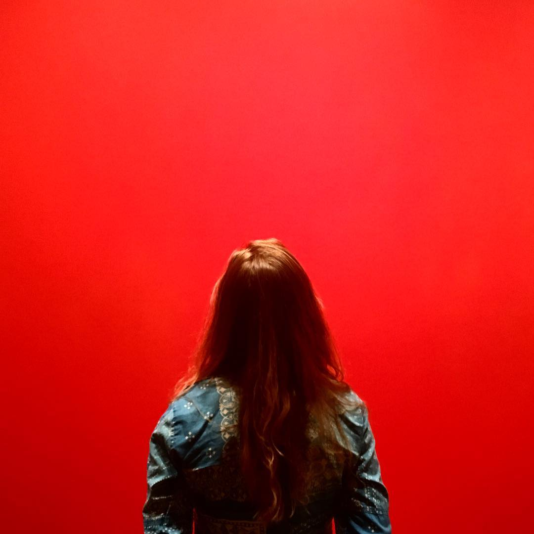 """There is a tendency to look at large pictures from a distance. The large pictures from this exhibition are intended to be seen at a short distance"" -Barnett Newman While visiting NYC, we stopped in to MoMA to see the most incredible collection of art..."
