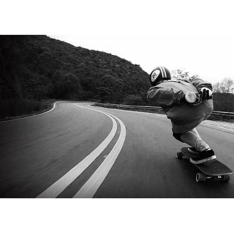 Romi Bessone DH #downhill #freeride #kalimaskateboards