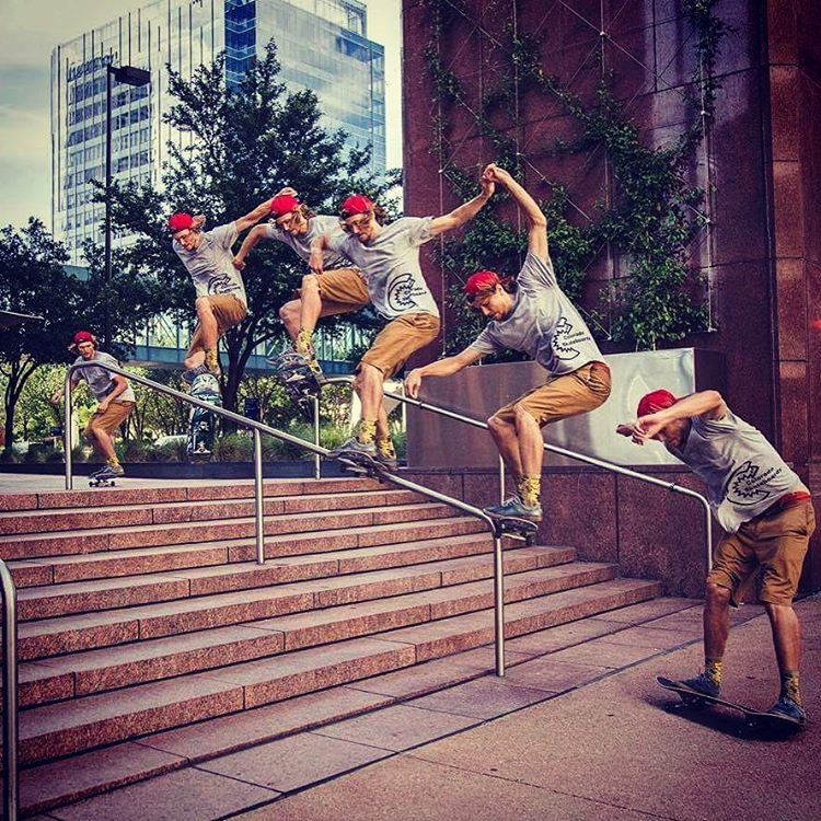 #coloradoskateboards #shred #adampond holdin it down over there in #Dallas #Tx  photo by #ohjeenam #karloX