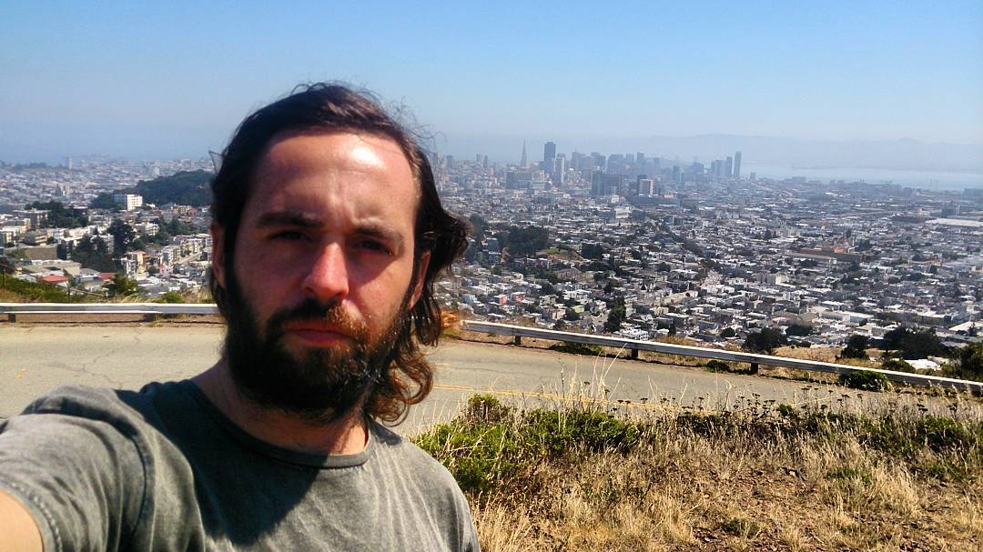 En SF siempre hay una hermosa vista. #Frisco #California #USA