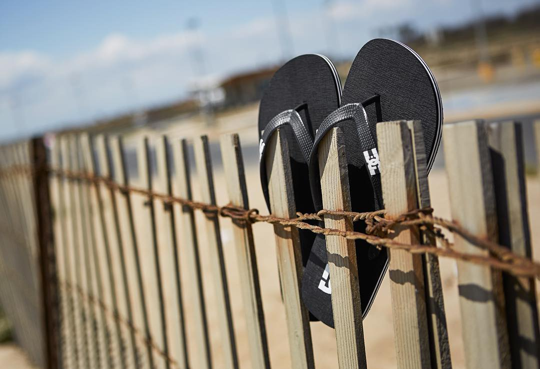 The DC Surf team's sandal of choice this summer is the Spray. Pick up your pair today at: dcshoes.com/shopsurf. @dc_surfing #DCShoes #DCSurf #dclegendaryfuture