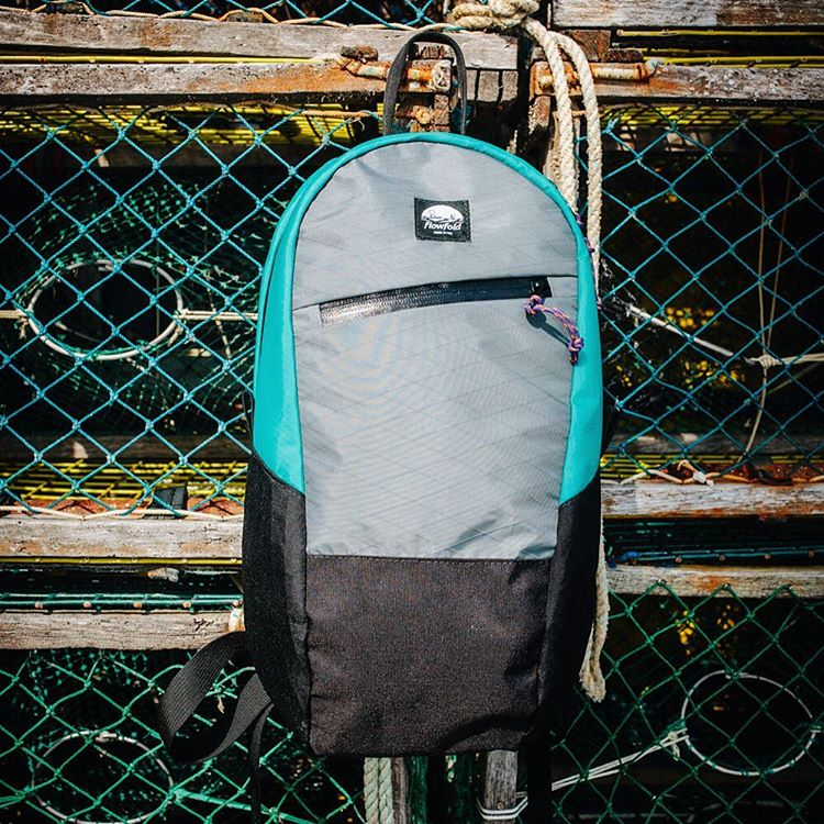 Beyond excited to introduce the Optimist: our 10L mini backpack. This pack is perfect for the tiny adventure, and can be pre-ordered for a one time 25% discount using link in profile. Made in USA with a lifetime warranty.