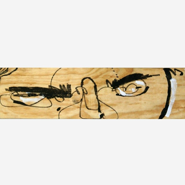 Only a couple hours left to bid on original works by great artists supporting WAVES, like this 'untitled lister face' from a past #artbasel #anthonylister #art #wavesfordevelopment  #paddle8  http://paddle8.com/auctions/wavesfordevelopment