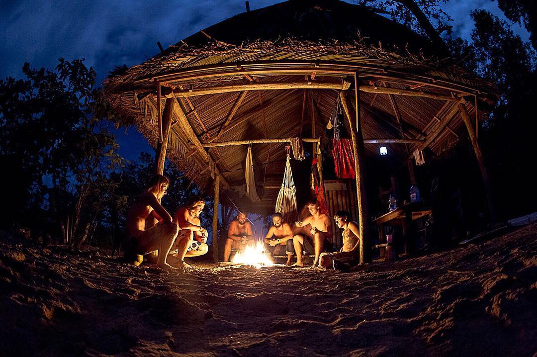 Build a campfire. Share stories. Make memories. PC