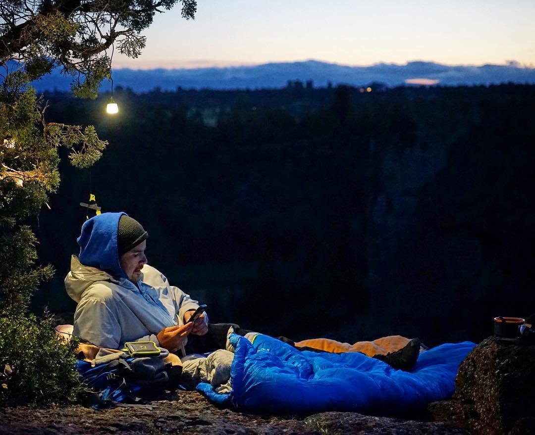 Evenings under the stars. #getoutstayout  @juliancarr