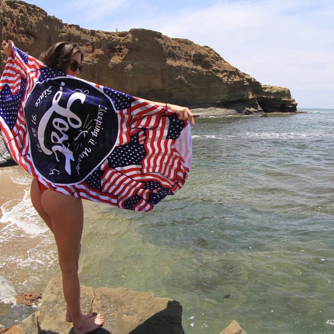 ...Lost Across America | Devoted Towel.