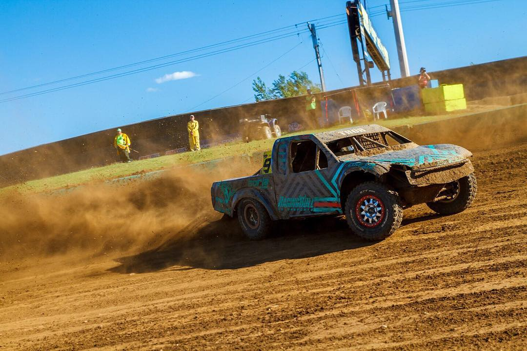 Sliding through the weekend with our buddy @bobbyrunyanjr. #Hoonigan