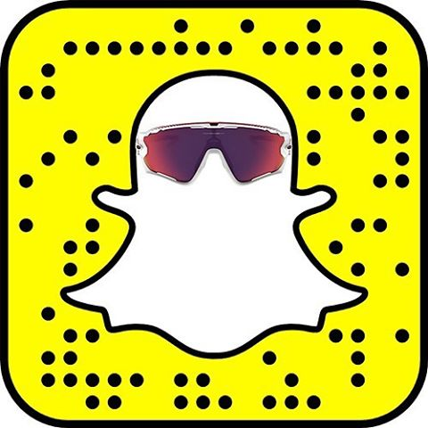 Oakley is on Snapchat and kicking off the account with @letourdefrance. Follow us for behind the scenes from #TDF2016. Username: oakley.