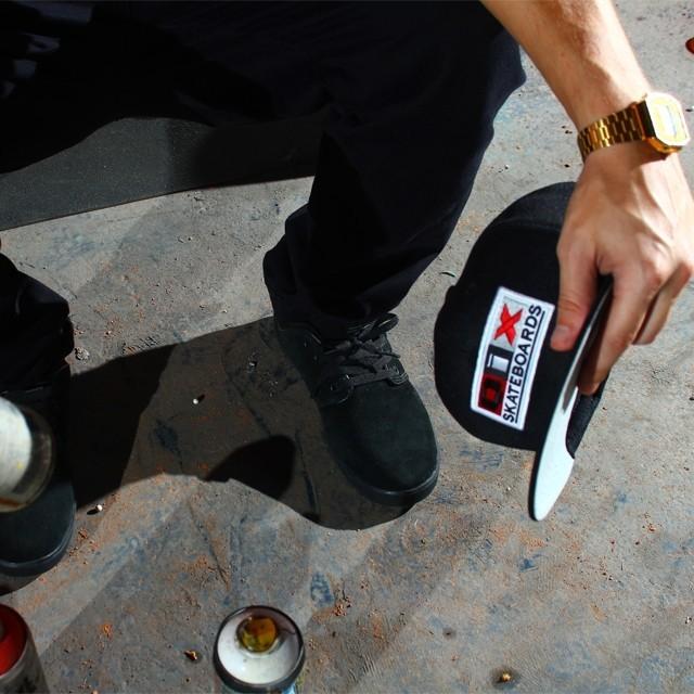 Os clássicos nunca perdem a vez! #qix #qixskate #bone #streetwear Boné QIX - LOJAQIX.COM.BR