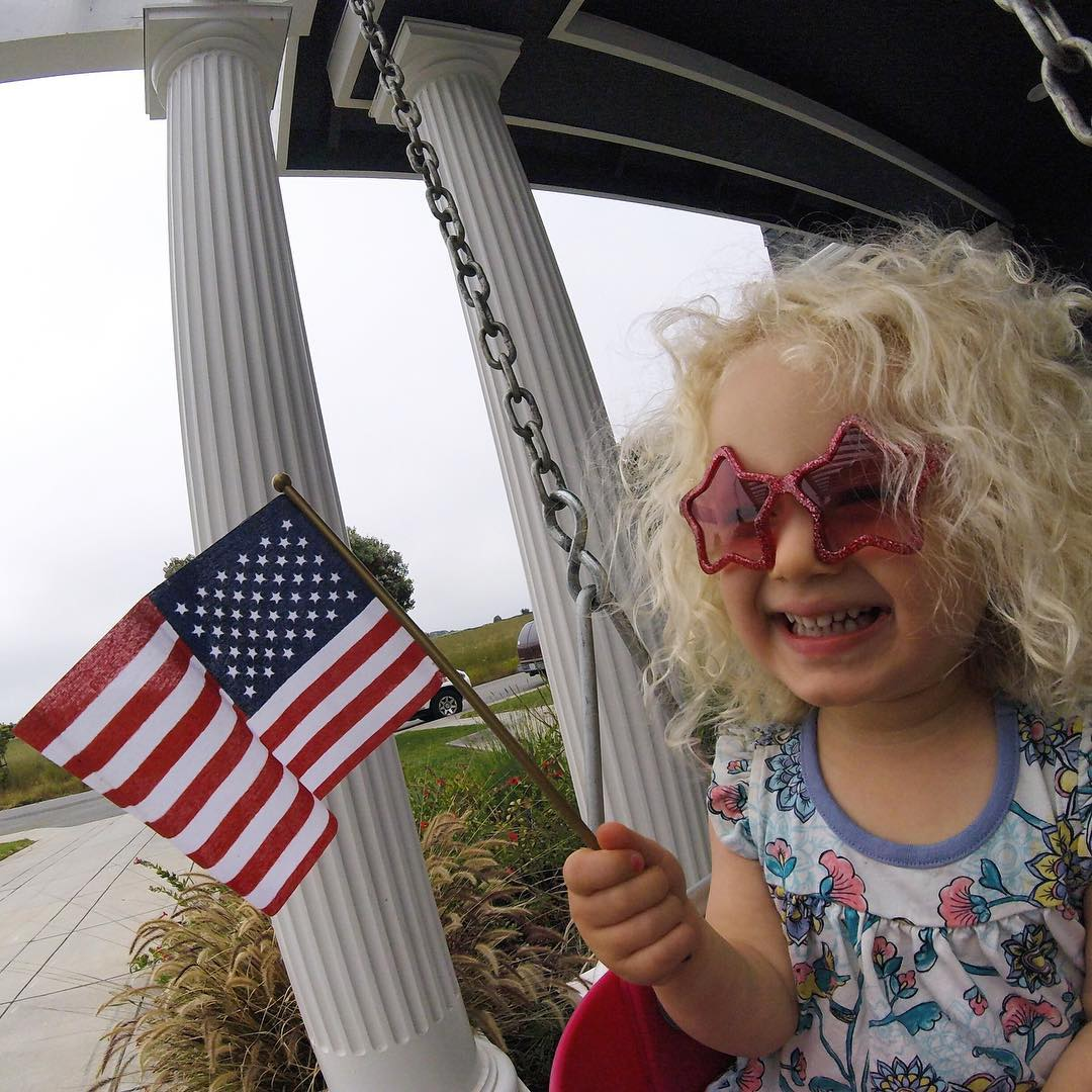We hope you're cheesing it up this #4thofJuly! Happy Birthday #America! #