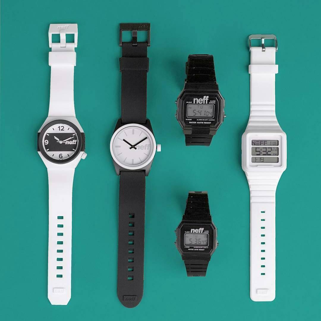Desde esta semana podrás encontrar los relojes Neff en nuestra tienda oficial de Mercado Libre o tienda en facebook (@neff.headwear.ar). Aceptamos tarjetas de crédito y hacemos envíos a todo el país.  #neffheadwear #neffargentina #watches #neff