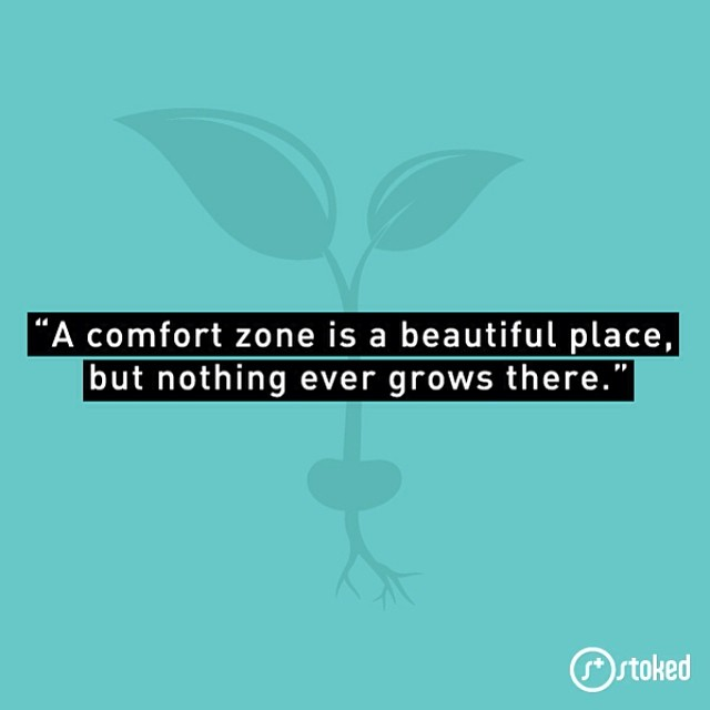 Learn & Grow! We encourage the success of our youth through new opportunities to push themselves. #comfortzone #push #grow #thankyouactionsports