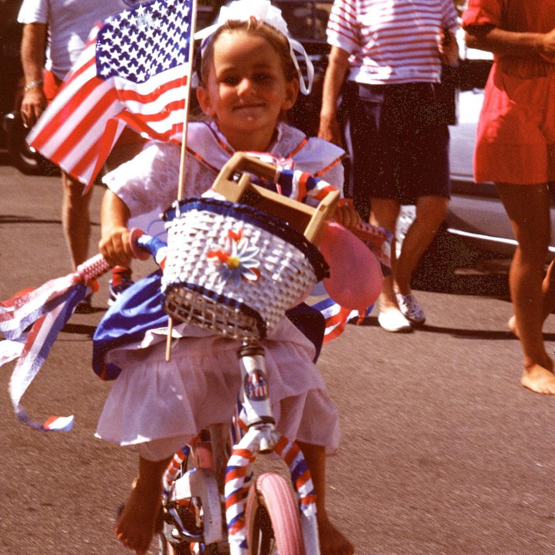 Growing up outside of the USA I always dreamed of being in a 4th Of July Parade - the kind I would see in Disney movies on airplanes between our adventures. I had no clue what Independence Day was, but I didn't care. I just wanted to fly freely down...