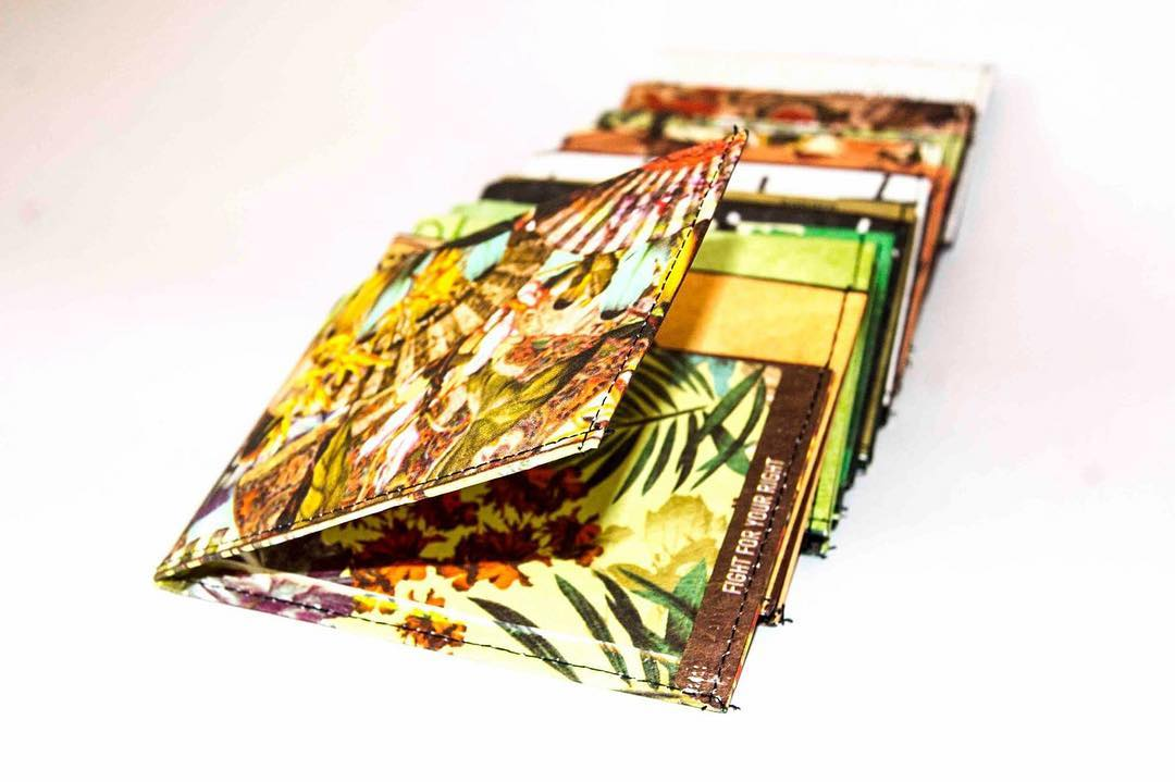 Las billeteras de tybeg @fightforyourrightok son todo! #actitudfight
