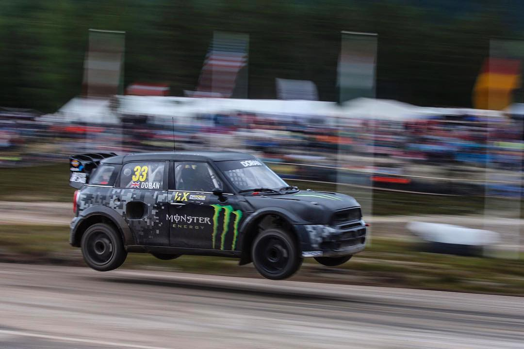 Had a great time at Holjes, Sweden last weekend.  I always do, what a great event to be a part of!  That doesn't necessarily mean it went well though. It was a shame but we didn't have the speed required in the dry conditions. We were one of the...