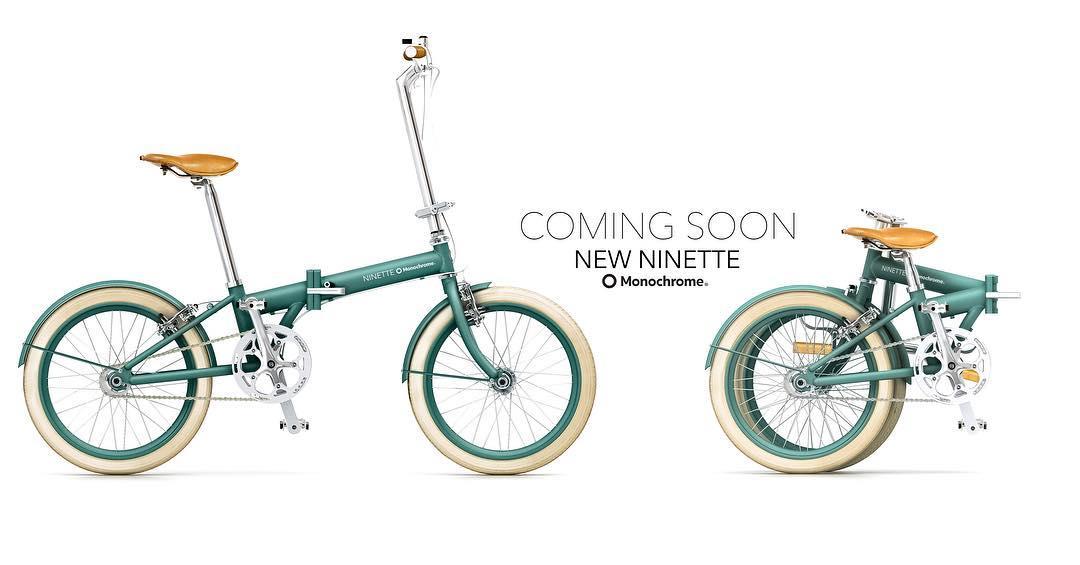 Coming Soon!!!! New NINETTE!!!! #monochromebikes #monochromebikeshop #monochromenew #ilovemymonochrome #bike