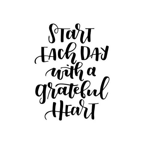 Feeling extra grateful after this long holiday weekend ✨