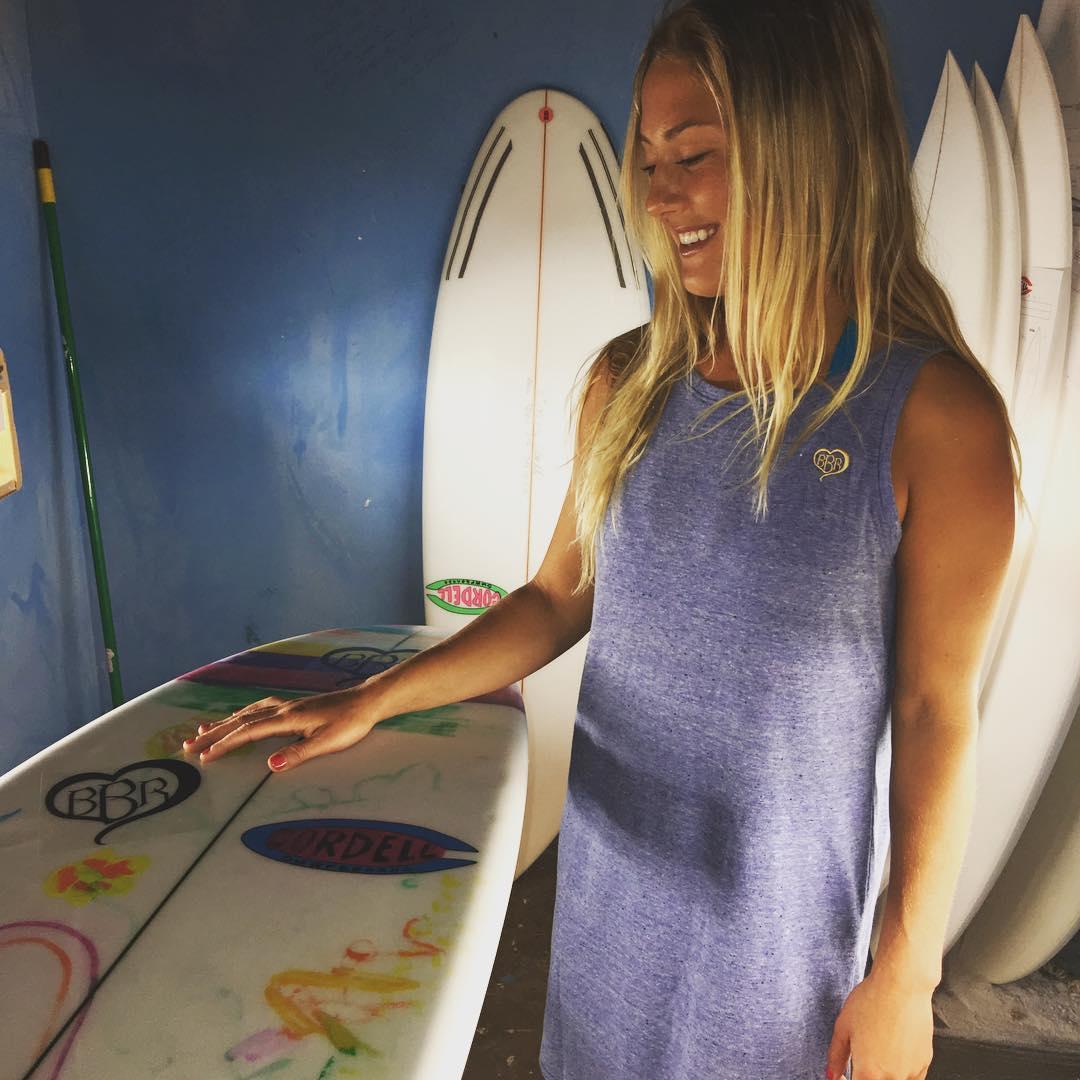 Wow! Andrea Artukovich with Soul. #bbr #bbrsurf #bbrsurfwear #buccaneerboardriders #teamrider #soul #cordell #cordellsurfboards #soulsurfer