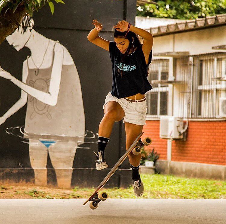 LGC Brazil represent! Rider @sarawfc always killing it with style & grace.
