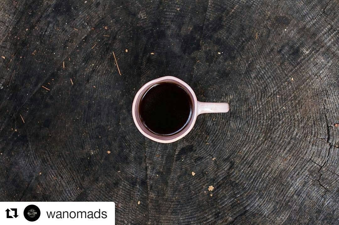 #Repost @wanomads with @repostapp ・・・ Morning, mid day, afternoon, night, home, in the woods, at the beach, office, you name it. Nothing better than a fresh brewed coffee ☕️ Mañana, tarde, noche, en casa, en el bosque, en la playa, en la oficina. Nada...