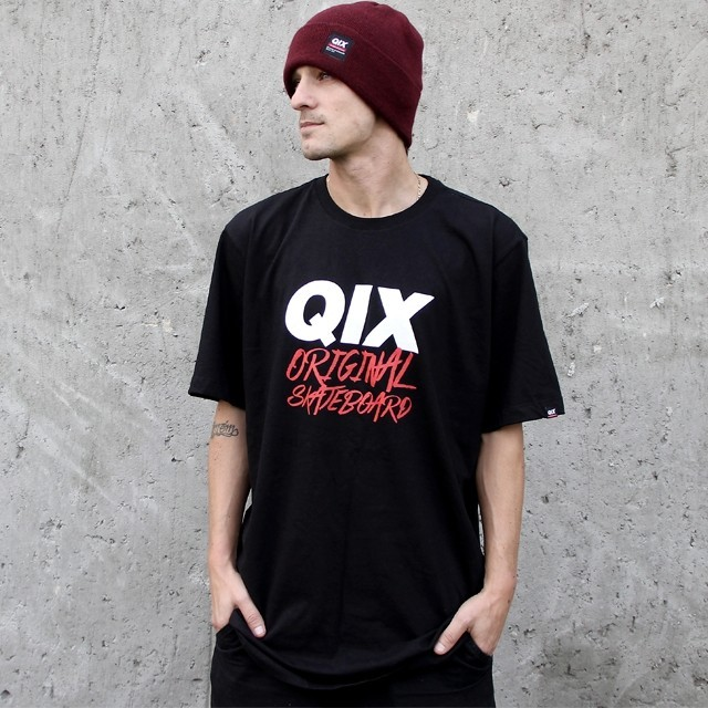 Camiseta QIX Original Skateboard