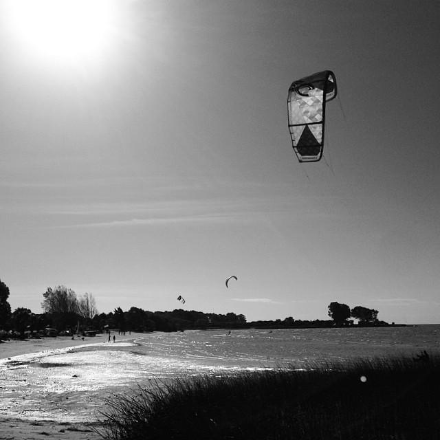 #monday thoughts.  #kite #cabrinha#kitesurf #riding