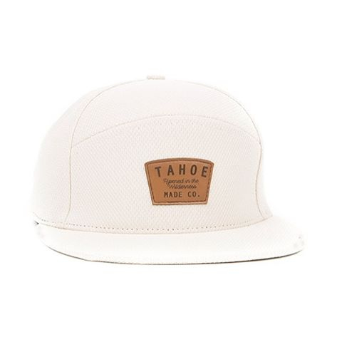 The Made Co. cap in stone. For your classier side.  _ #madeinUSA