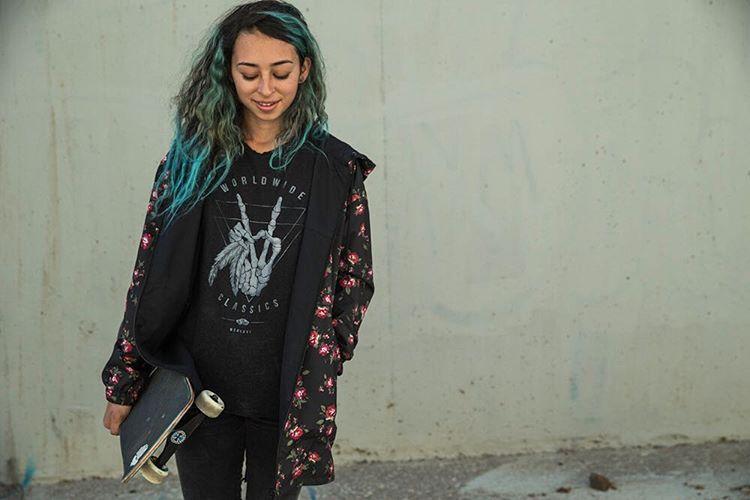 Green hair, don't care. Indumentaria y accesorios @vansgirls disponibles