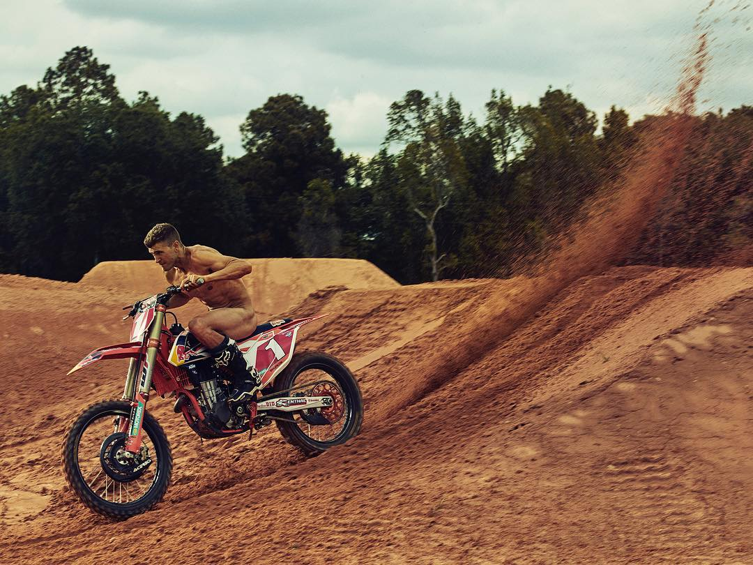 @RyanDungey • 26 years old • Belle Plaine, Minn. • Six AMA Pro Championship titles • 2015 ESPYS Best Male Action Sports Athlete  The #BodyIssue is live on ESPN.com right now! (