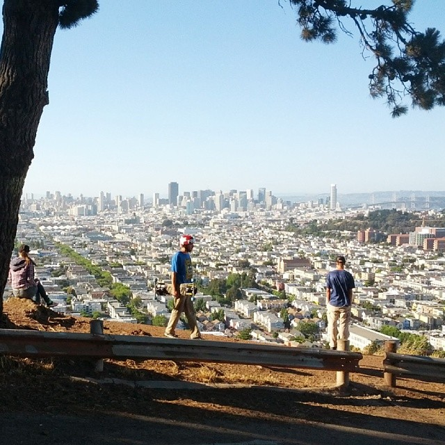 The Mecca of the steeps #SF #shredcity, come out and shred with us!