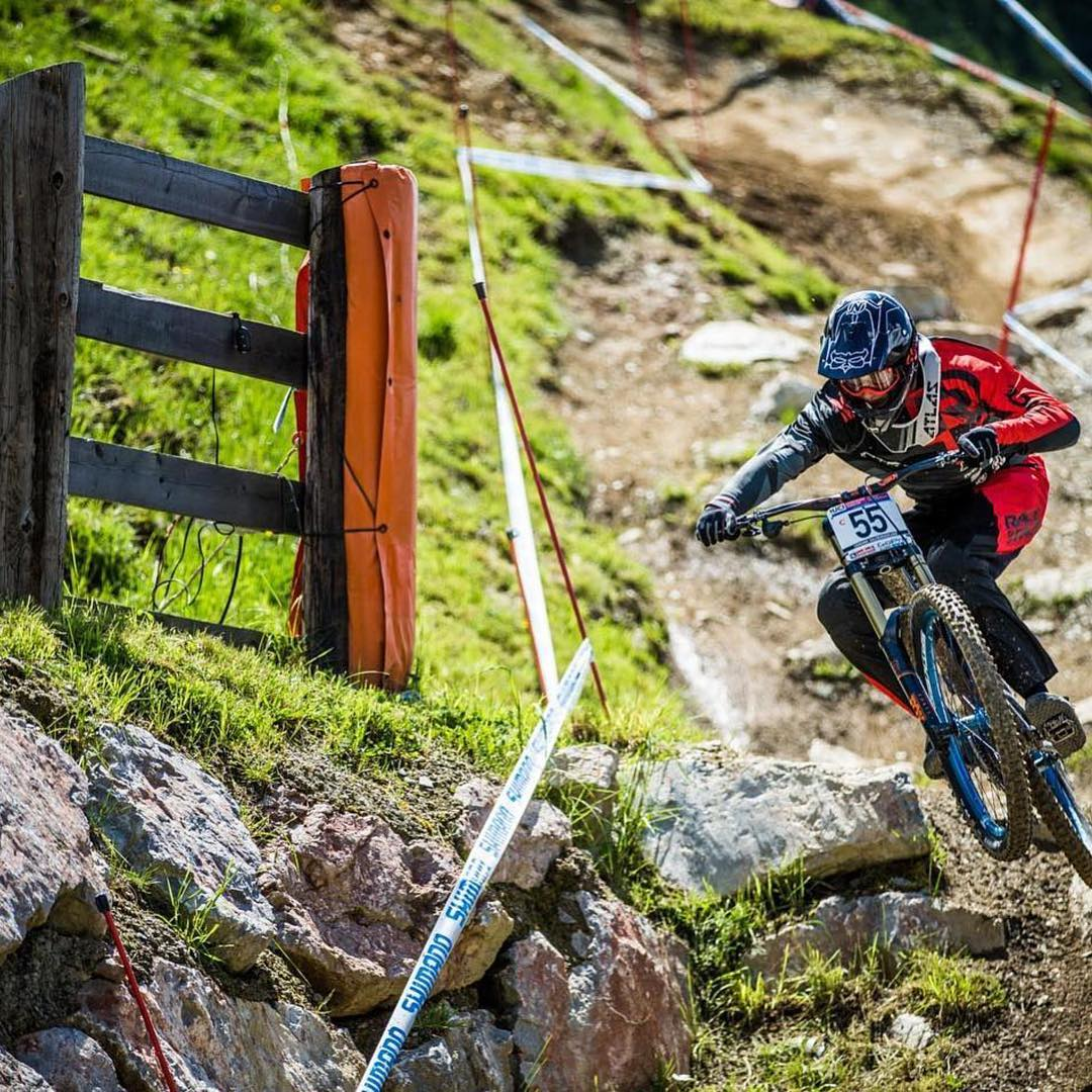 Good luck to @forrestriescodh at the 2016 Lenzerheide World Cup in Switzerland