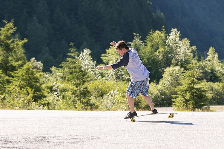 Road trip breaks with Michael Adams and the Compound on the way to Giants Head last week. Make sure to checkout the recap video by clicking the link in our bio.  #dblongboards #longboard #dbcompound #summer #roadtrips #pnw #pnwonderland #seattle...