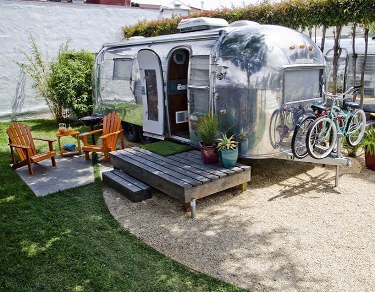 Excited to partner with @theautocamp to add some curated sounds to their Airstream camping experience in Santa Barbara and the Russian River.  Check them out as our Vibe of the Week and scope their new website to book your next weekend getaway....