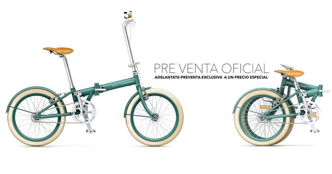 Pre venta oficial lanzada! Entra en www.monochromebikes.com/pre-sale-new-ninette y compra la tuya a precio lanzamiento!  #ilovemymonochrome #monochromebikeshop #monochromebikes #bike