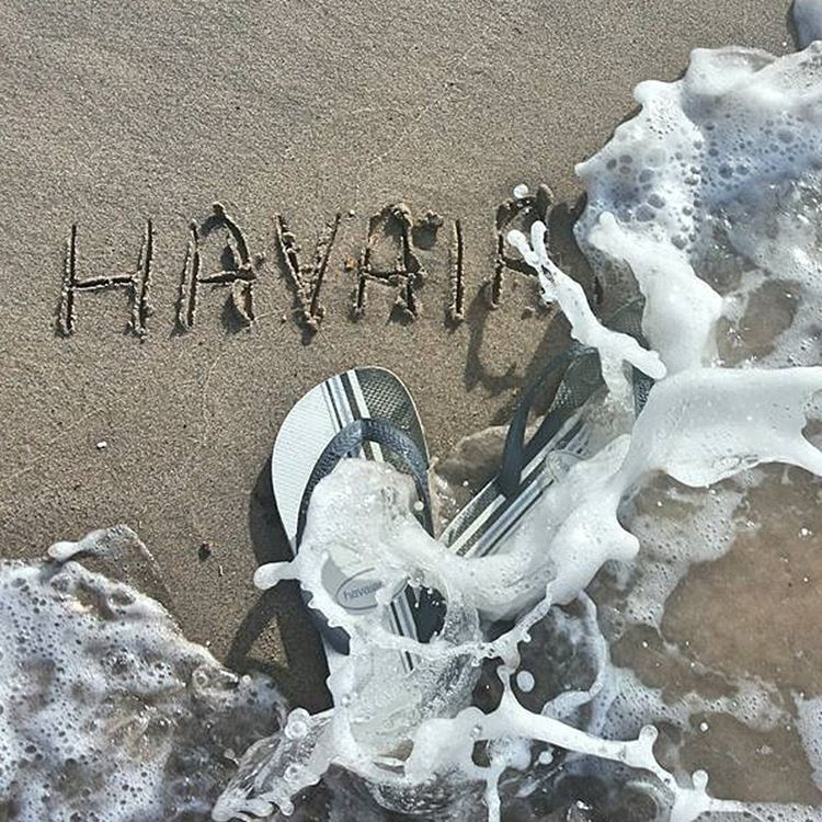 #TôDeHavaianas #HavaianasMoment #VoyConHavaianas #waves @cellio_mendes